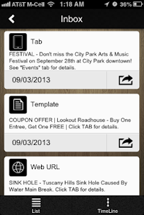 CityByApp® Lake Elsinore!- screenshot thumbnail
