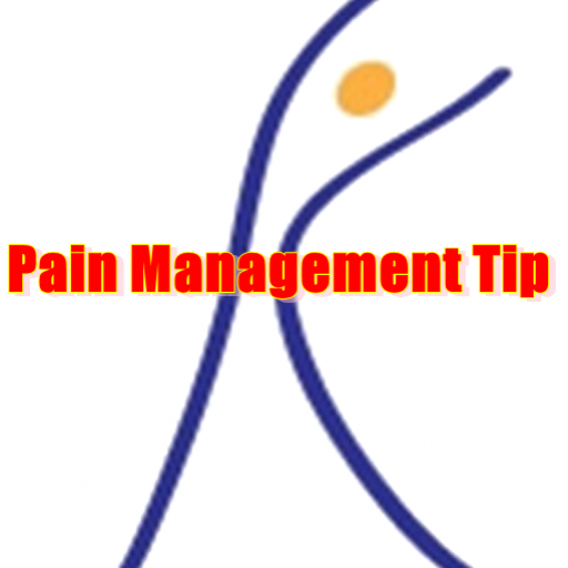 Pain Management Tip LOGO-APP點子