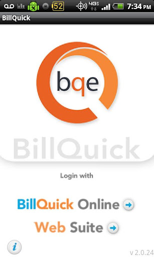 BillQuick Android