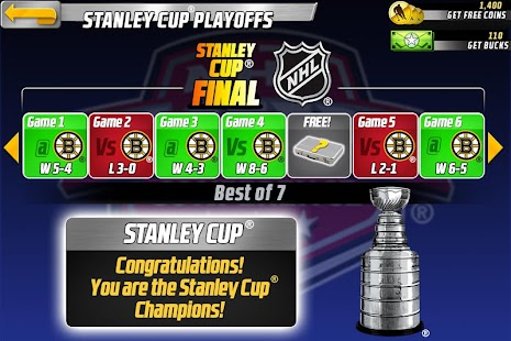 Big Win NHL Hockey- screenshot thumbnail