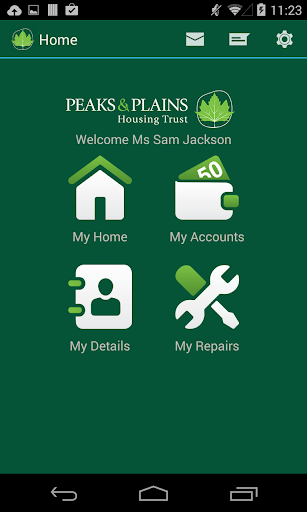 Peaks Plains Customer App