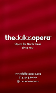 The Dallas Opera - náhled