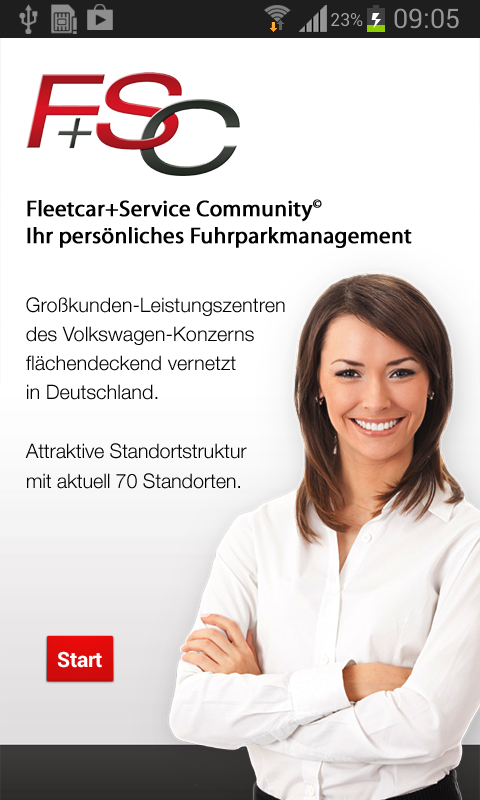 Fleetcar+Service Community (c)- screenshot