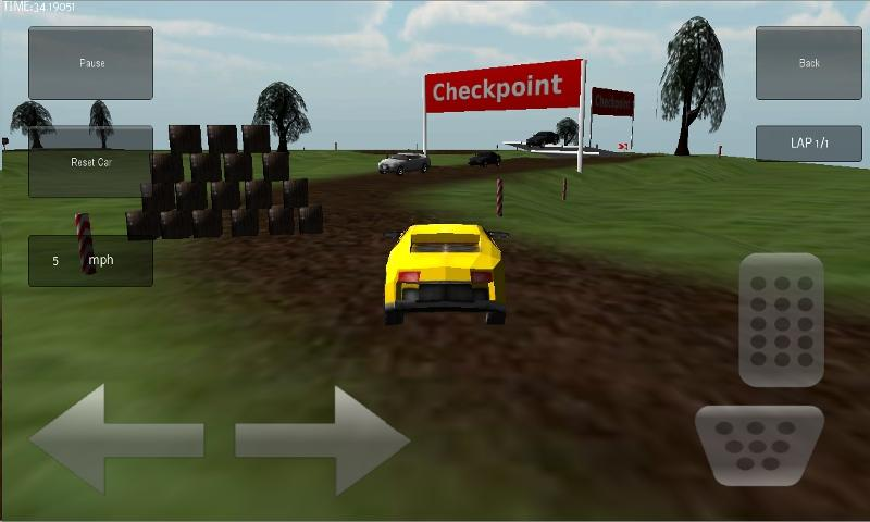 3D Demolition Race - screenshot