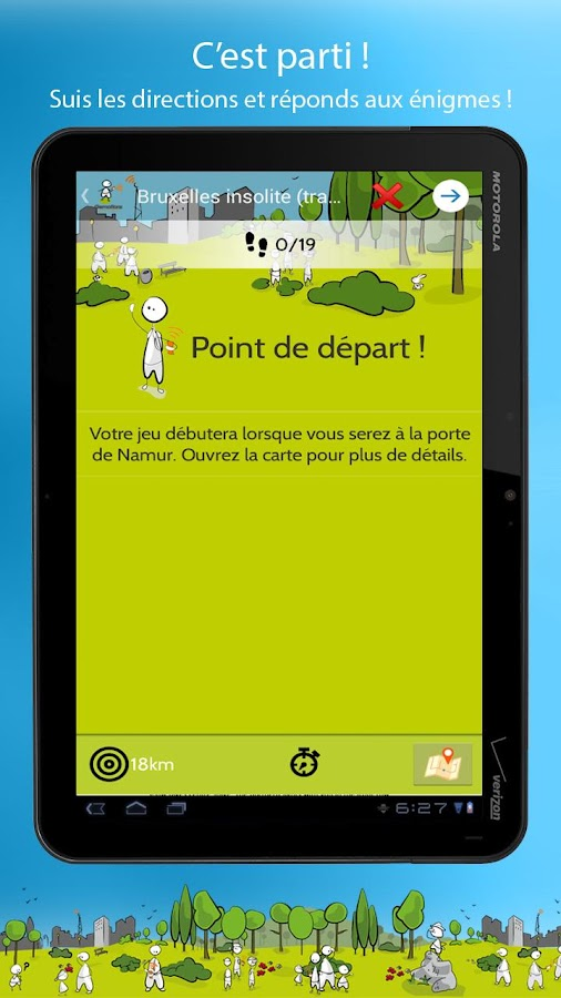 Gemotions - Jeux de piste- screenshot