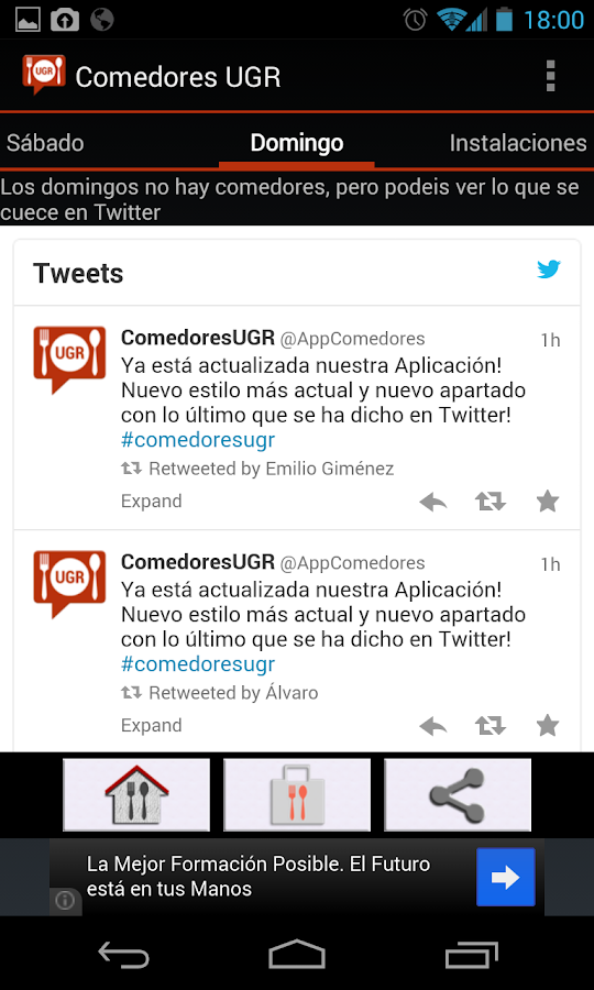 Ugr Comedores   Comedores Ugr Android Apps On Google Play