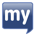 myChatDroid for Facebook Chat logo