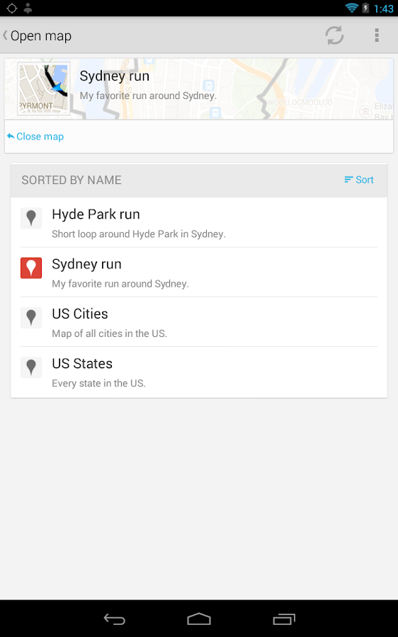 Image Result For Google Maps Engine Android