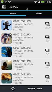 【免費媒體與影片App】GoPro CamSuite-APP點子