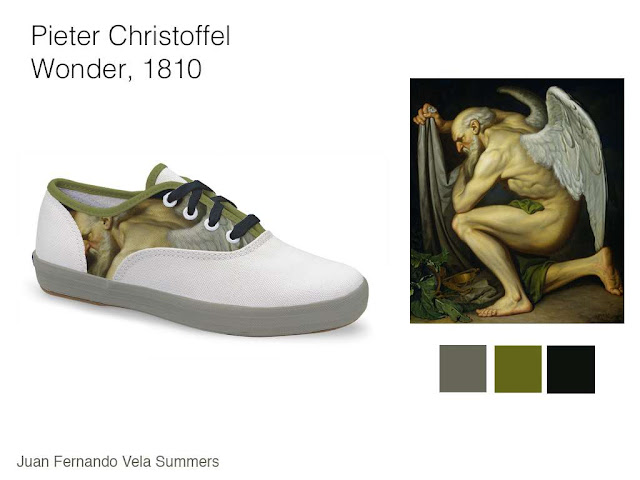 Zapatillas Pieter Christoffel Wonder