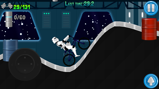Star Warrior BMX