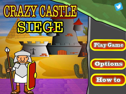 Crazy Castle Siege