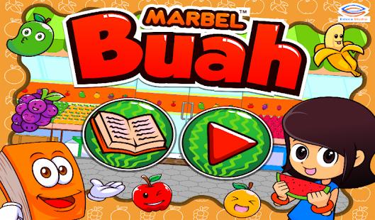 Marbel Belajar Buah - screenshot thumbnail