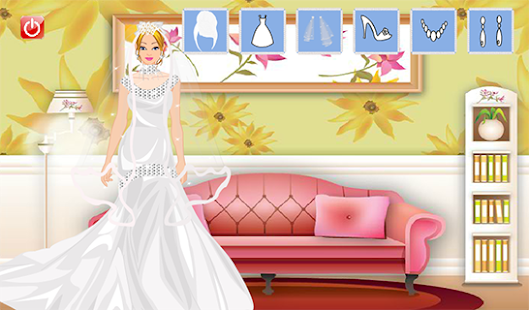 Bride Girl Dress Up - screenshot thumbnail