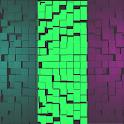 Cubes 2 3D Live Wallpaper icon