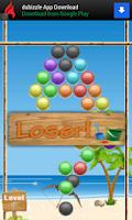 Screenshot of Beach Bubbles