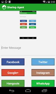 Sharing-Agent - screenshot thumbnail