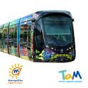 Tramway de Montpellier icon