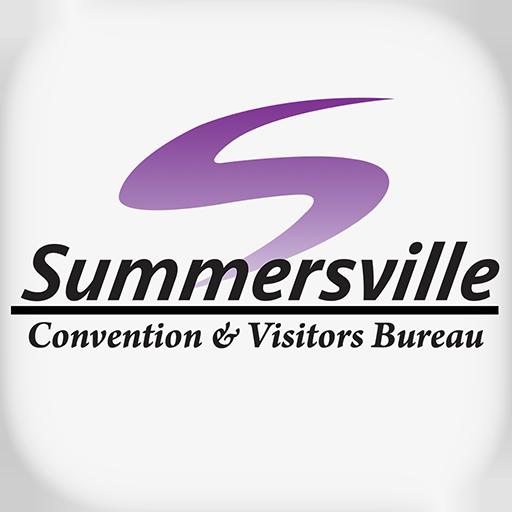 Summersville CVB LOGO-APP點子