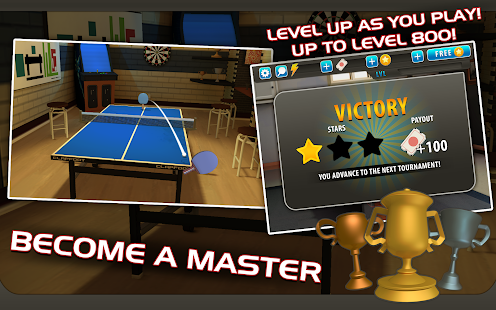 Ping Pong Masters 8