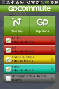 GoCommute - screenshot thumbnail