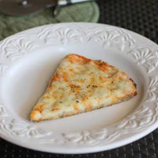 Zucchini Pizza Crust.