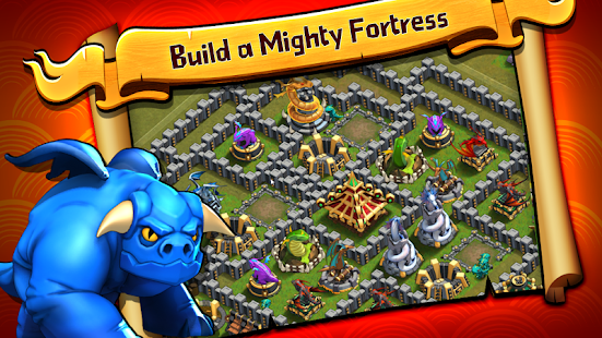 Battle Dragons:Strategy Game Screenshot 12