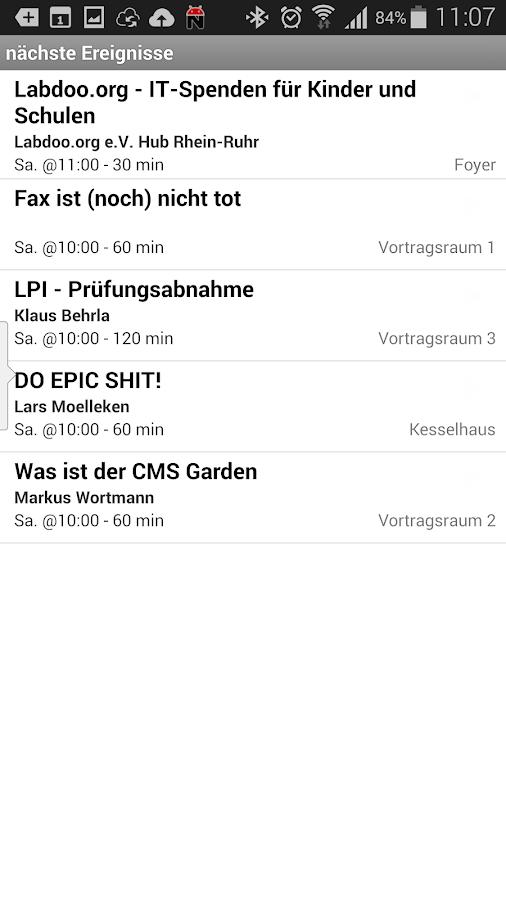 OpenRheinRuhr - screenshot