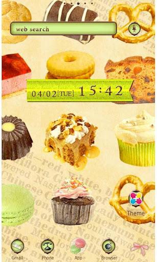 Cute Wallpaper Sweetie Treats 1.1 Windows u7528 1