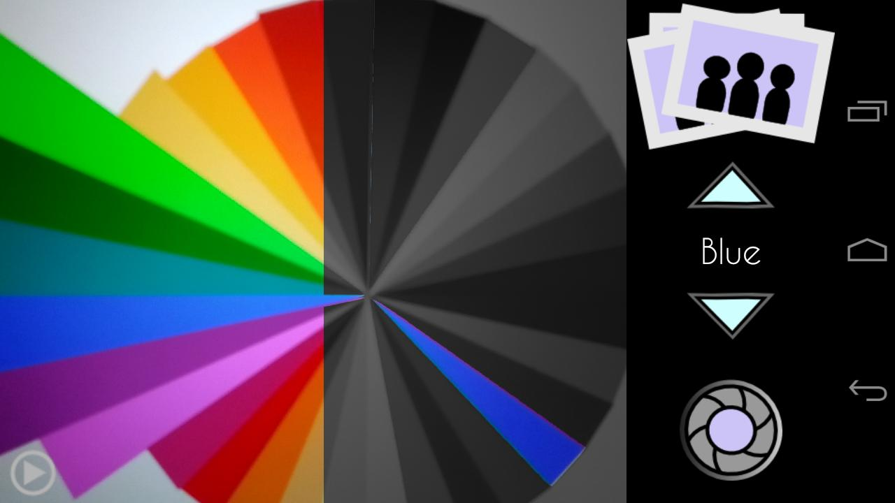 Book for color blindness - Colorblind Vision Screenshot