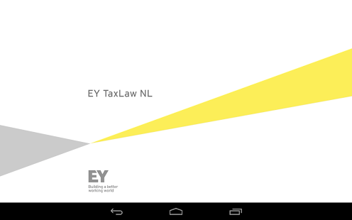 EY TaxLaw NL- screenshot thumbnail