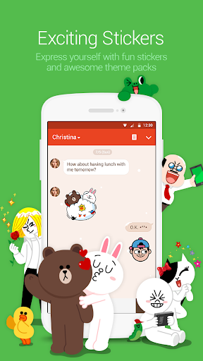 LINE: Free Calls & Messages  screenshots 3
