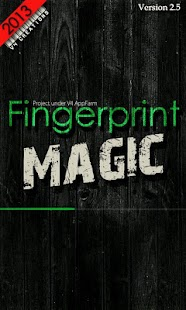 Fingerprint Magic - screenshot thumbnail