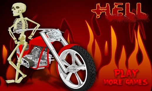 Hell Death Race:Racing Moto - screenshot thumbnail