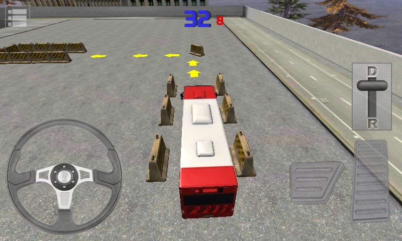 Bus Parking 3D - screenshot