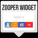 Colors UI - Zooper Widget Skin