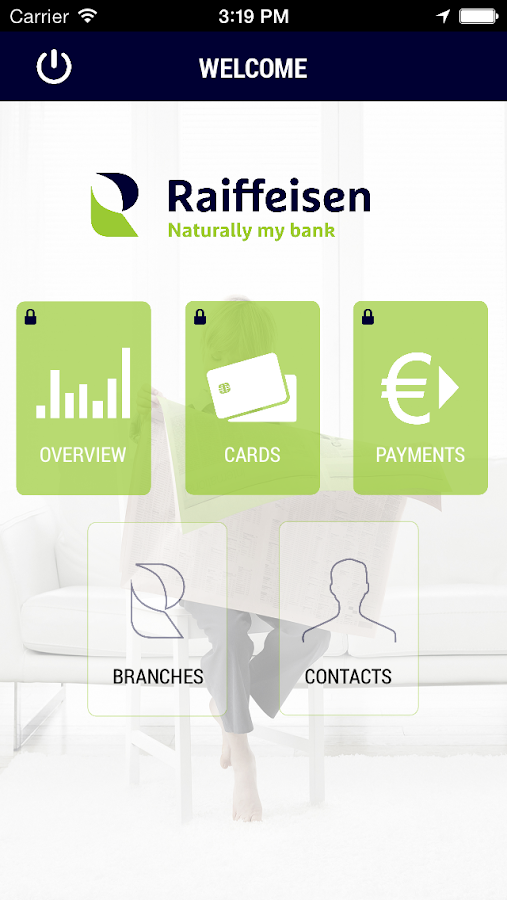 R-Net Mobile- screenshot