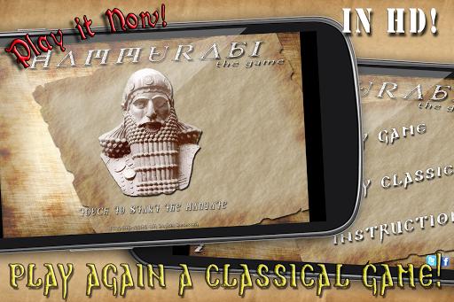 Hammurabi - The Game in HD