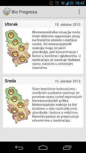 Bio Prognoza
