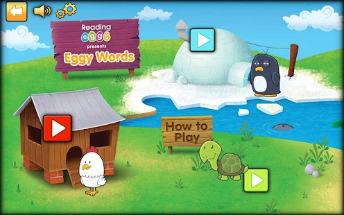 Eggy 100 An App For Early Literacy