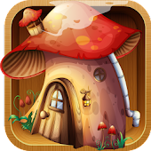 Hidden Objects Mushroom Homes