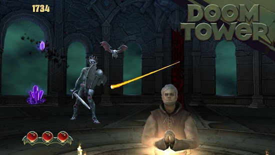 Doom Tower Screenshot 2