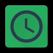 Minimalist Clock Widget