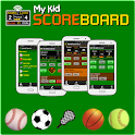 My Kid Scoreboard icon