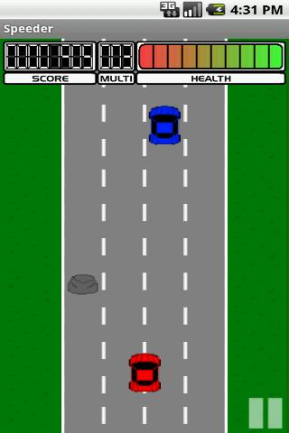 Speeder Lite- screenshot