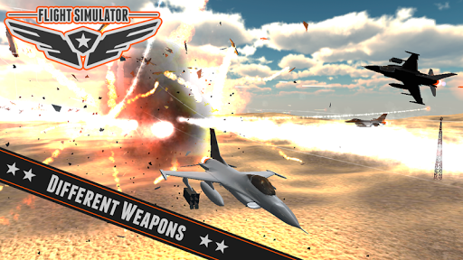 Battle Flight Simulator 2014 1.07 screenshots 1