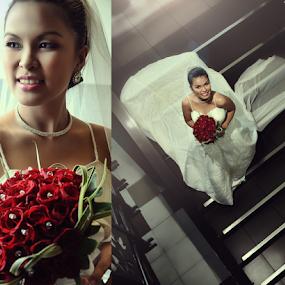 Acel by Paolo Zalameda - Wedding Bride ( paolo zalameda, prism,  )