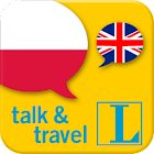 Polish talk&travel icon
