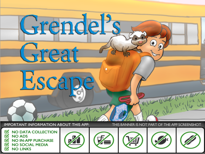 Grendel's Great Escape- screenshot