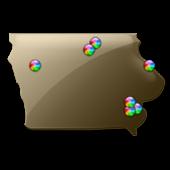Iowa Fishing Maps - 3100 Maps